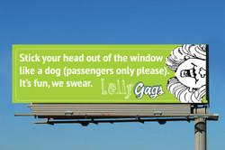 lolly billboard