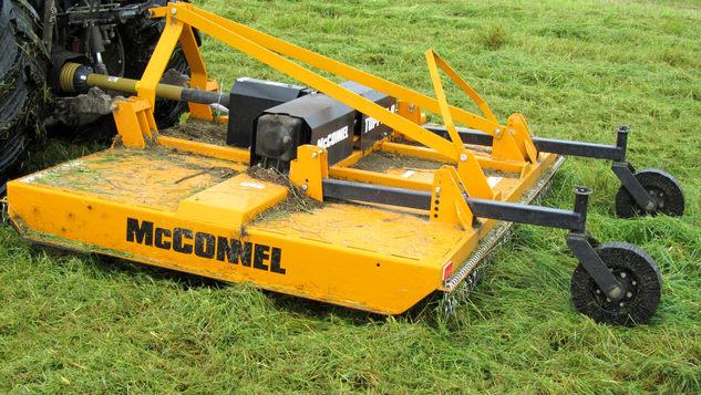 McCONNEL Topper 9 & SR420