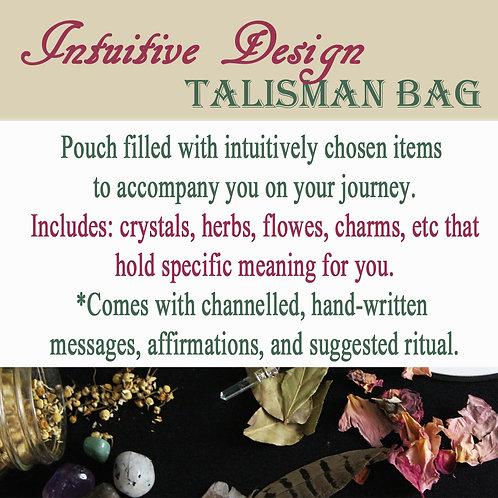 Intuitive Design Talisman Bag