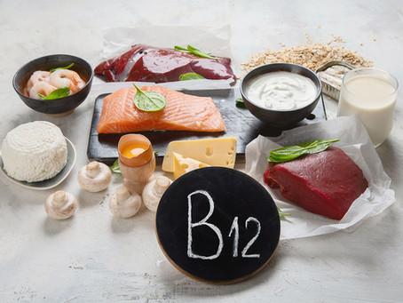 La influencia de los genes en los niveles de la vitamina B12