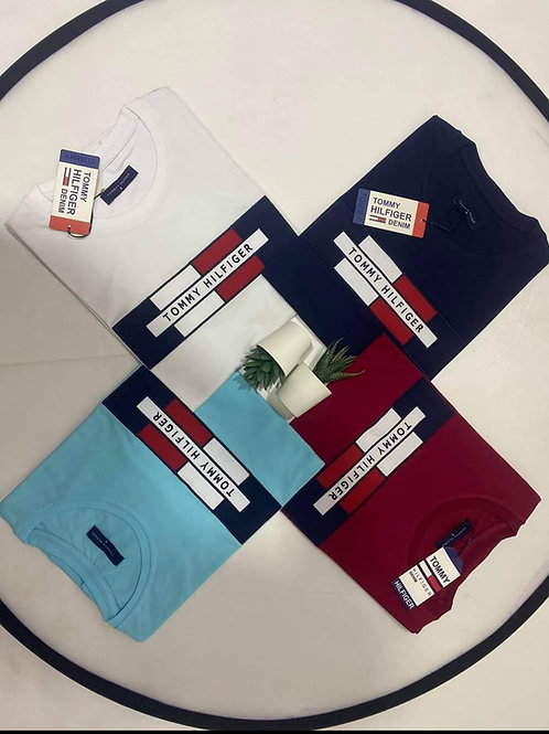High quality TOMMY HILFIGER T-SHIRT FOR KIDS