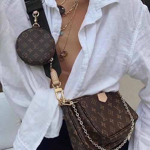 High quality Louis Vuitton women's bag