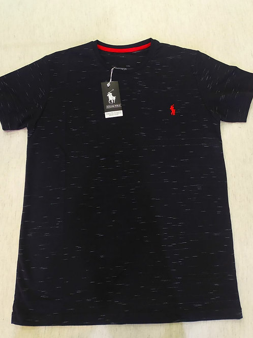 Polo round t-shirt for men