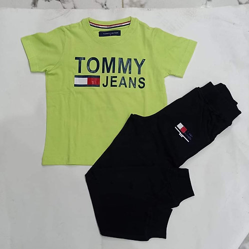 High quality Tommy training suit
