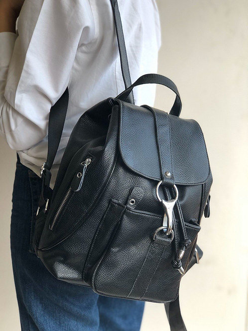 New fashion real leather woman's bag