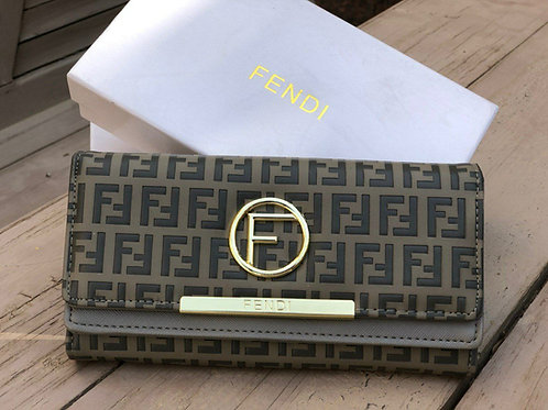 High quality FENDI women's wallet