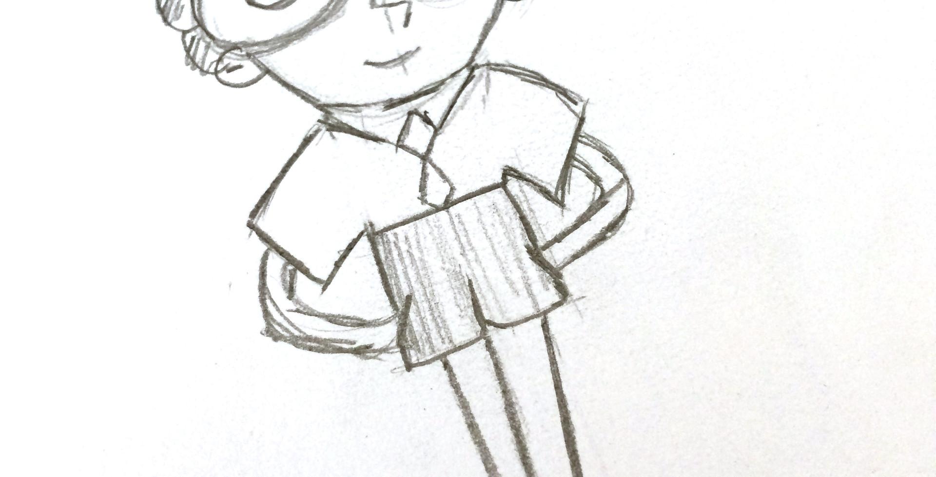 Sketchbook Page 31