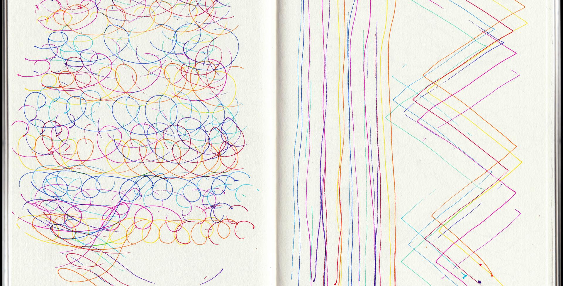 Sketchbook Page 21