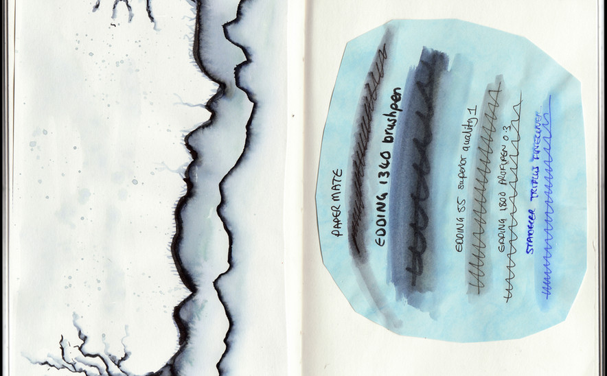 Sketchbook Page 20
