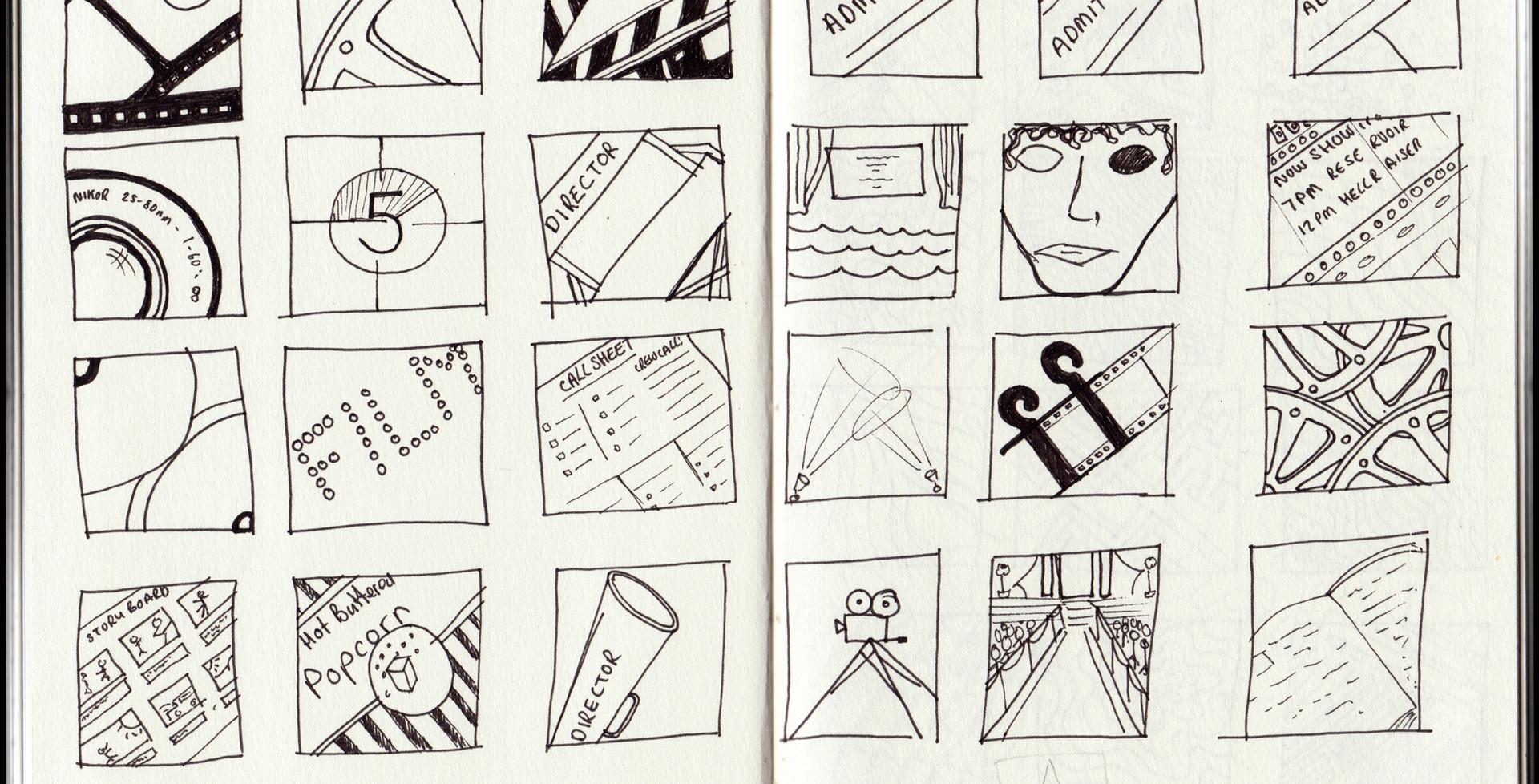 Sketchbook Page 11