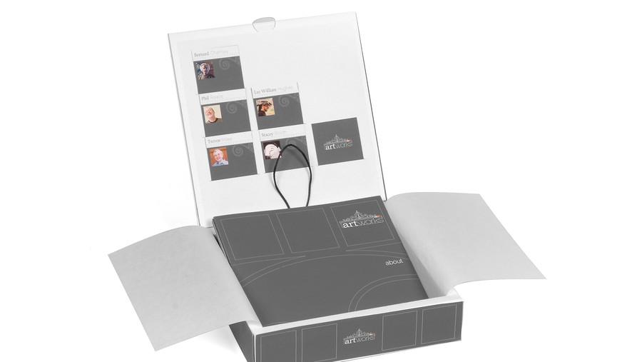 Spode Artworks Packaging Open