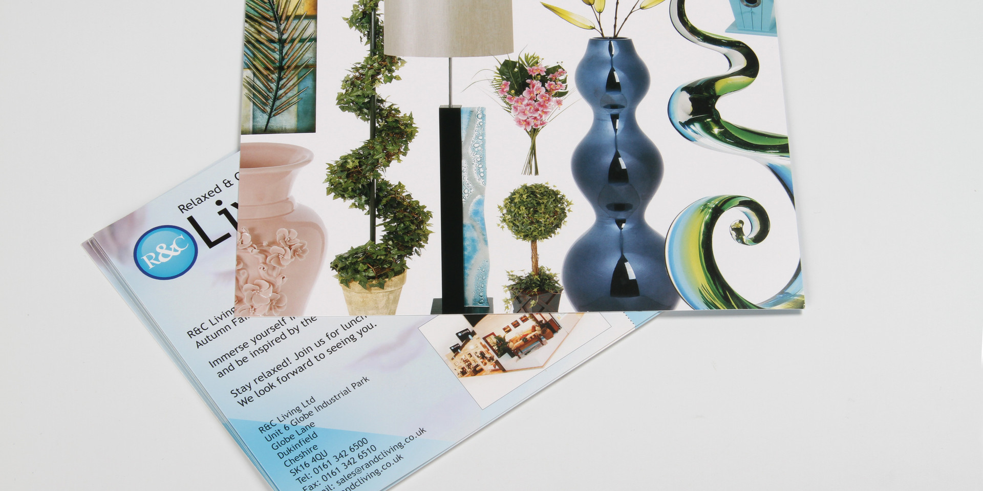 R&C Living NEC invitation