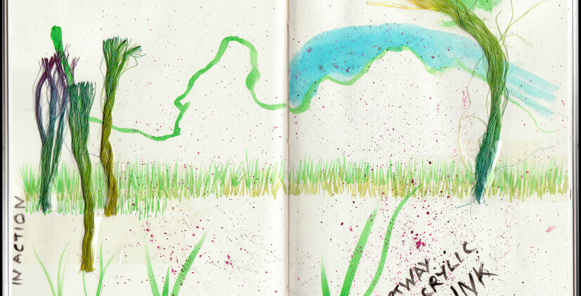 Sketchbook Page 17