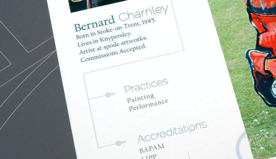 Spode Artworks Artist Profile