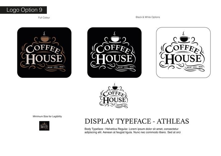 Coffee House Visual Identity - Development 9