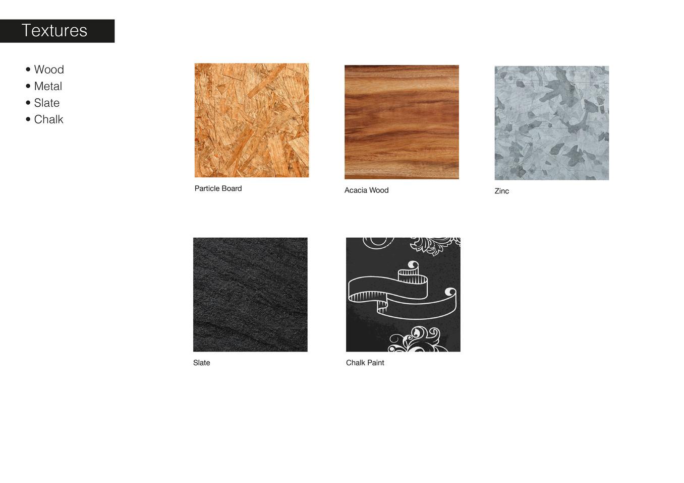 Coffee House Visual Identity - Style Board 2