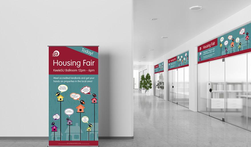Site Ready Pull Up Banner Housing Fair.j
