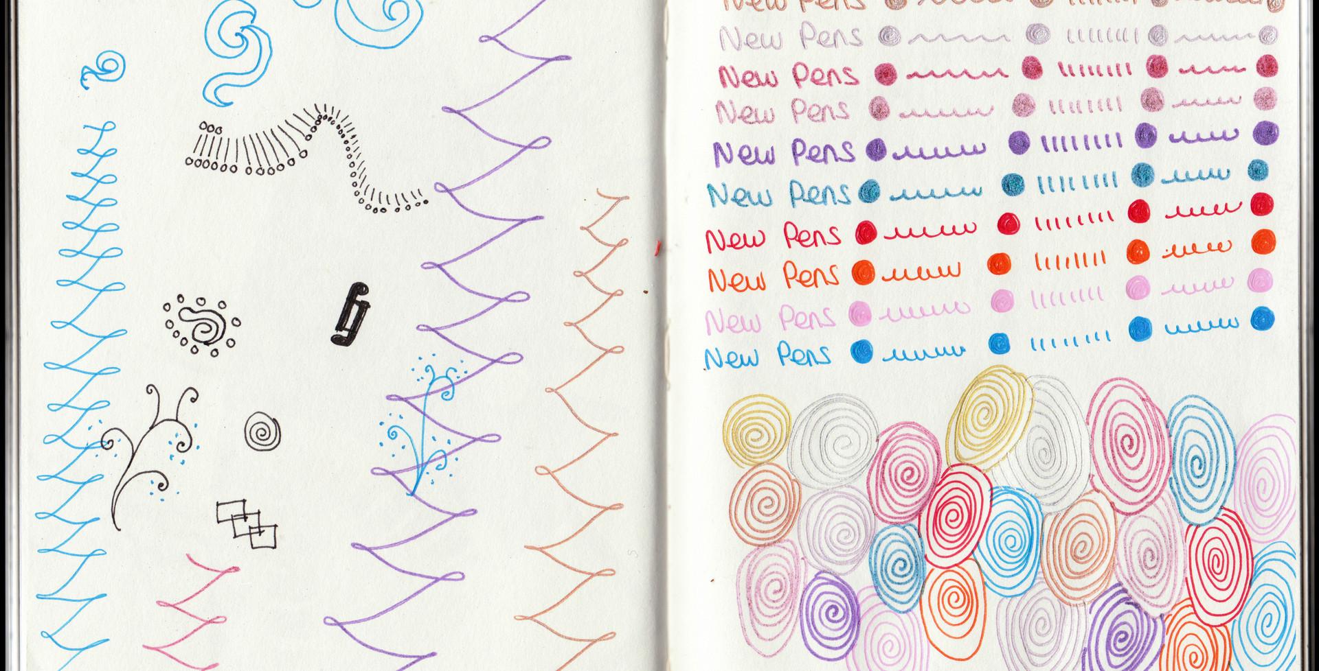 Sketchbook Page 6