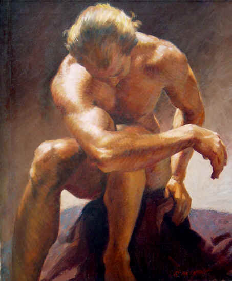 """The Male Nude"""