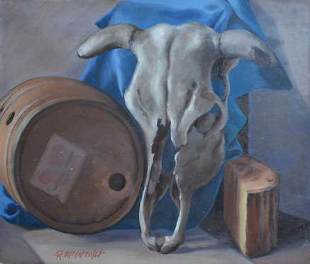 """""""Cow and Cask"""""""