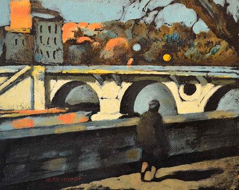 """Bridge on the Tiber"""