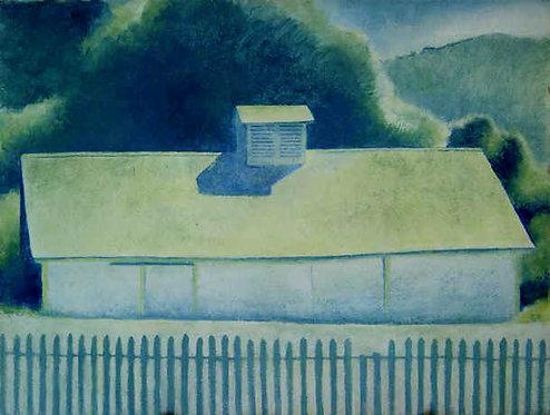 """""""The Barn of Robert Louis Stevenson"""""""