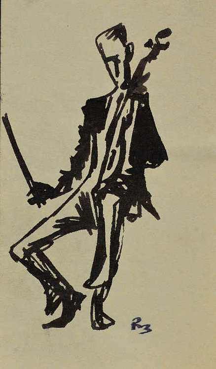 """Violinist"""