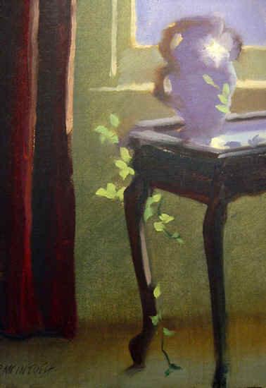 """The Lavender Vase"""