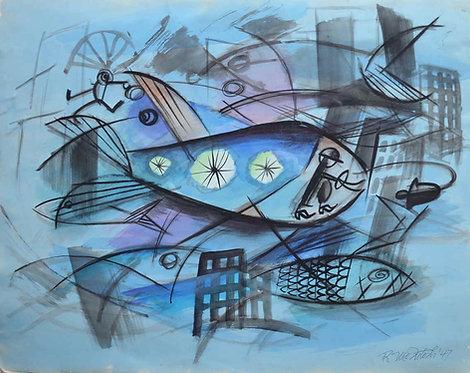 """""""Fish Metropolis"""""""