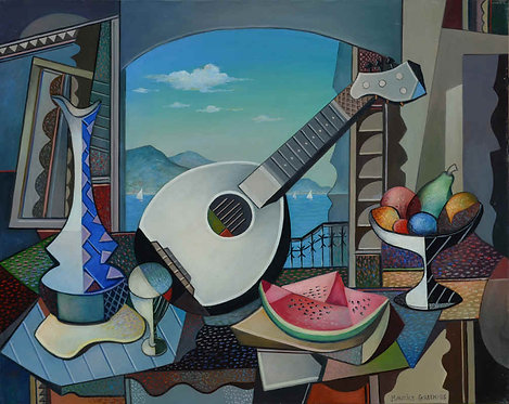 """Wine, Music and Watermelon"""