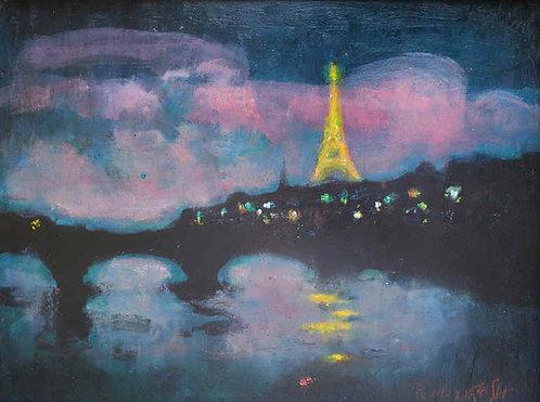 """Paris in Pink"""