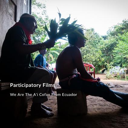 Participatory Films Cofan