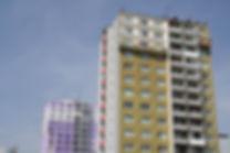 minerální izolace výškové budovy
