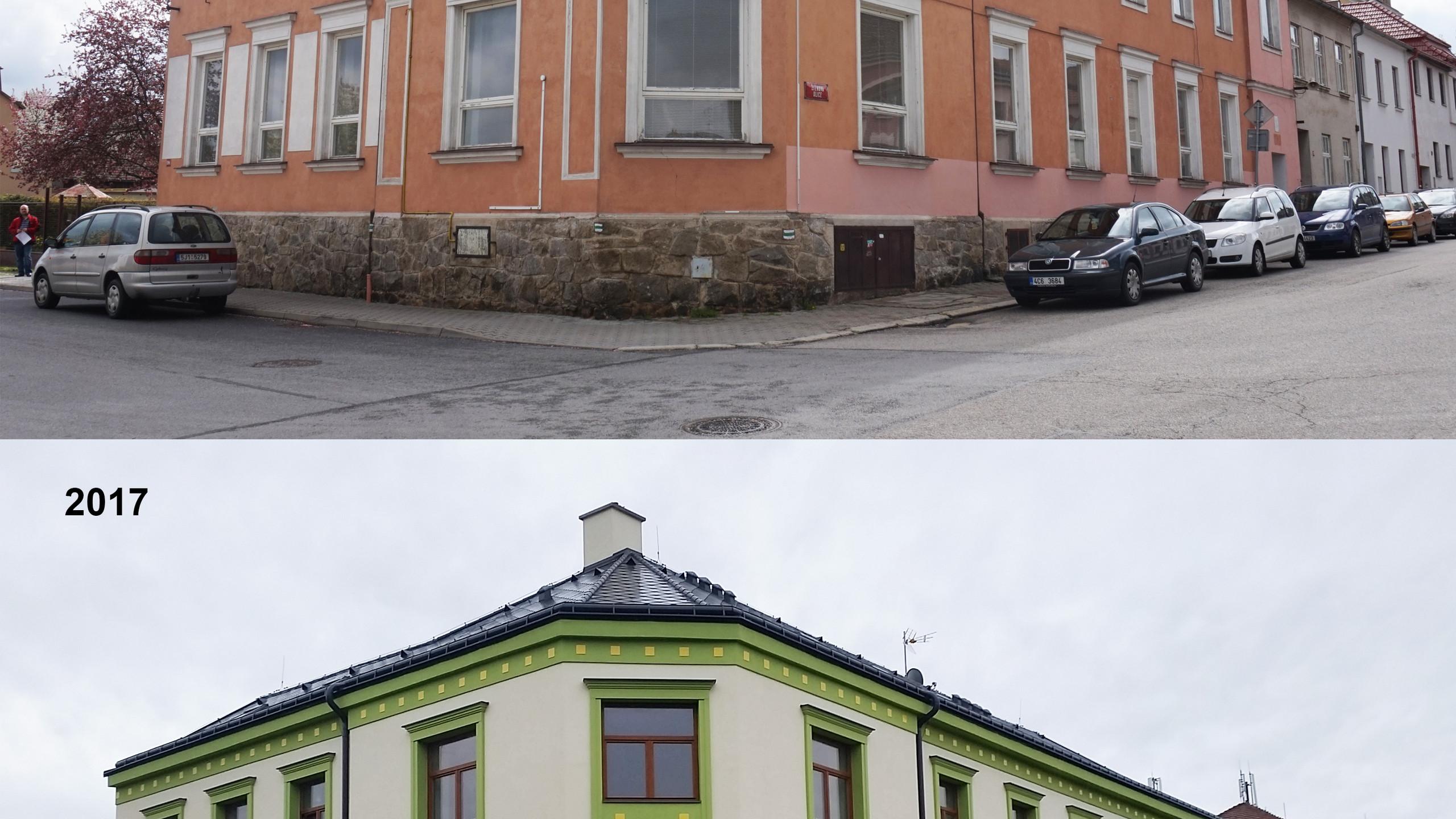 D+Architekti_FB_KDS_Žirovnice_porovnání_fasád