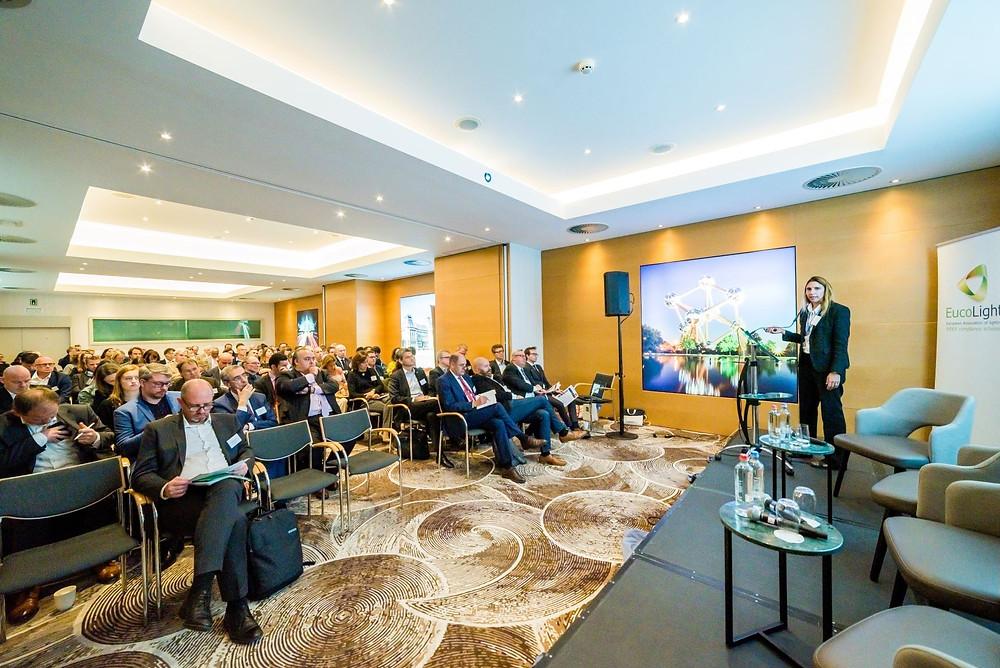 O výsledcích studie diskutovali zástupci evropských zemí na konferenci pořádané asociací EucoLight v Bruselu 6. listopadu.