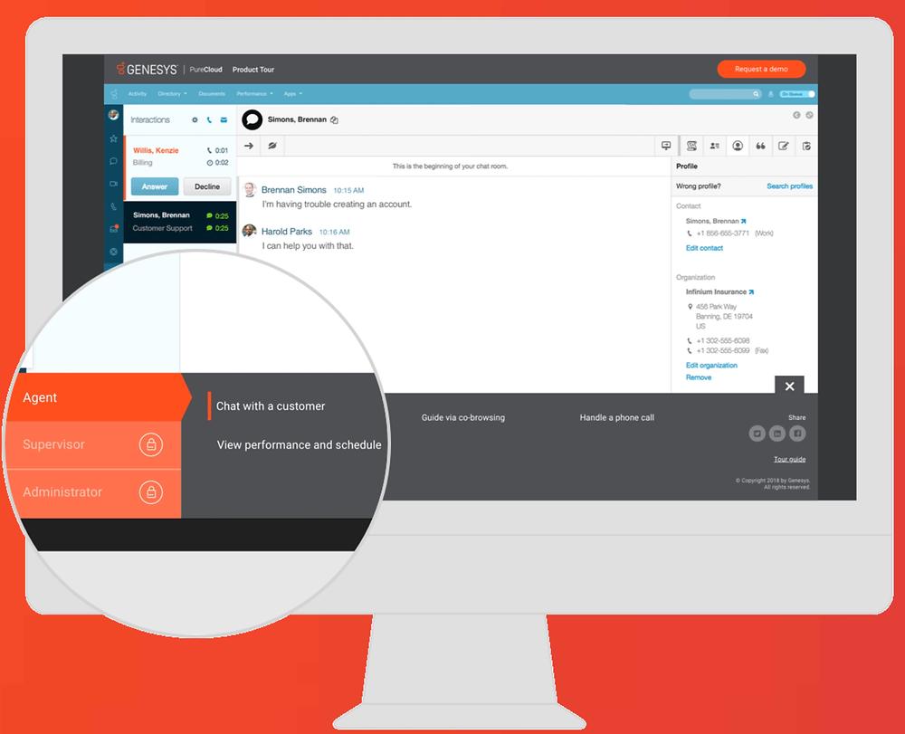 Ukazatele fungují v reálném čase a sledují všechny typy interakcí se zákazníky.