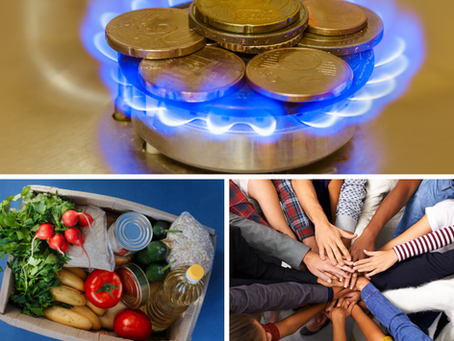 There is Relief for your Food and Fuel Bills