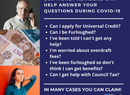 Money Worries? We Can Help.