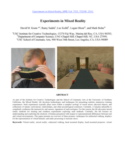 2010.01- Experiments in Mixed Reality_TOP SHEET.png