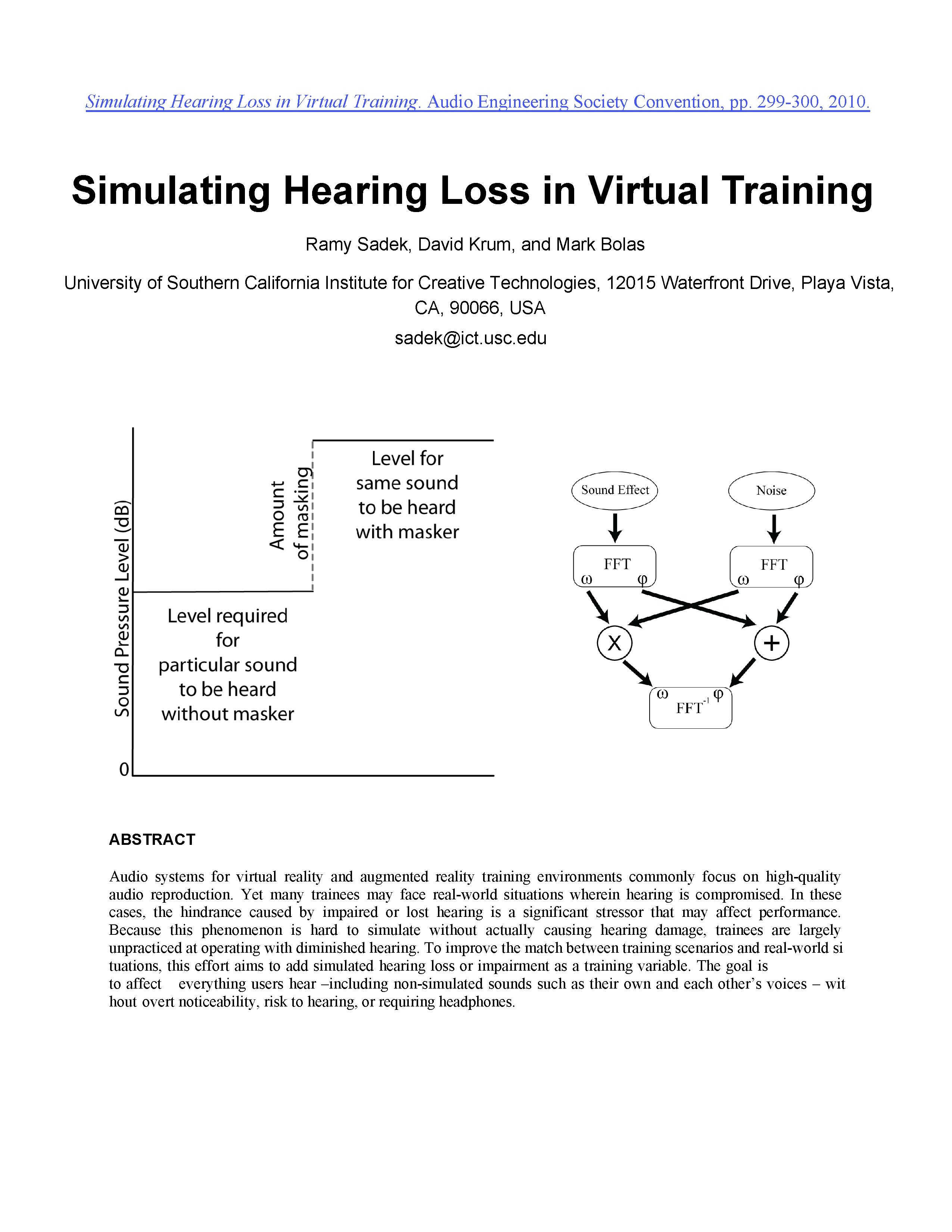 2010.11- Simulating Hearing Loss in Virtual Training_TOP SHEET.png