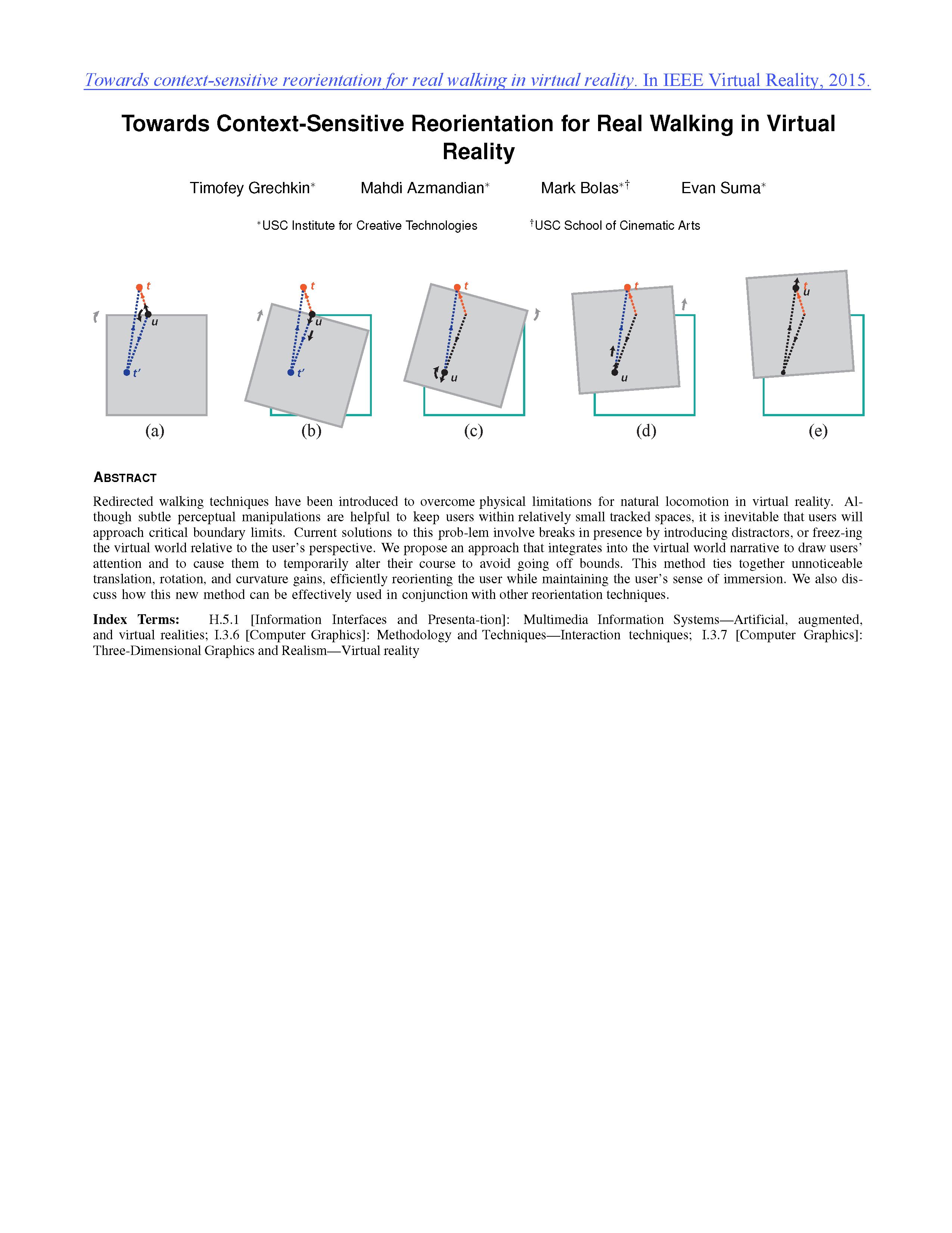 2015.03- Towards context-sensitive reorientation for real walking in virtual reality_TOP SHEET.png