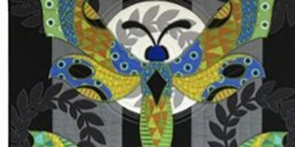 Jane Sassaman - Moths & Moons