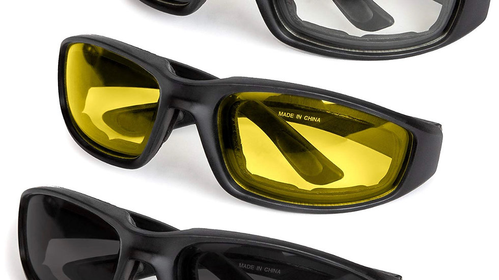 Motorcycle Glasses, Riding Glasses