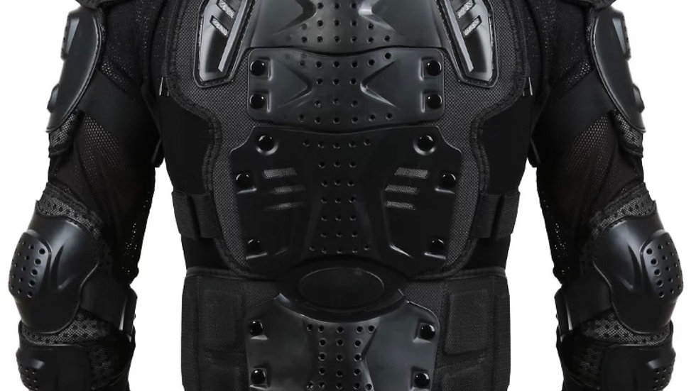 Full Body Motorcycle Armor Jacket Motocross Armor Motorcycle Gear Chest Protecti