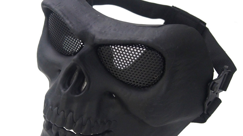Skull Motorcycle Face Mask