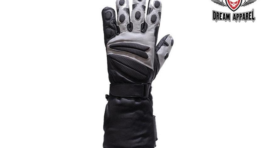 Heavy Duty Full Finger Riding Gloves