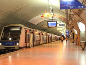 "Travaux RER ""Eole"" du 15 juillet au 25 août 2019"