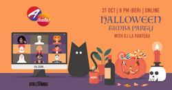 halloween party 31.10.20