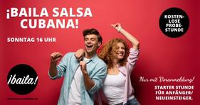 Salsa für Anfänger!
