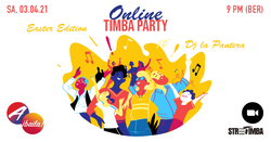 Online Timba Party Easter